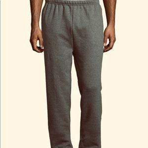 Hanes Sport Men's 32/34 Sweat Pants New